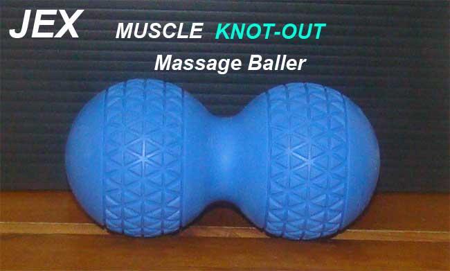 JEX Muscle KNOT-OUT Massage Baller