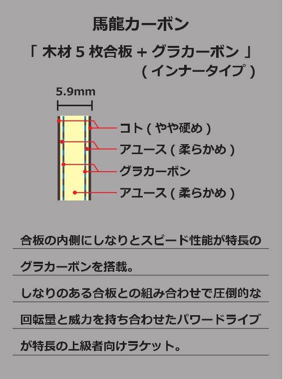 Nittaku-Kasimu_Special carbon