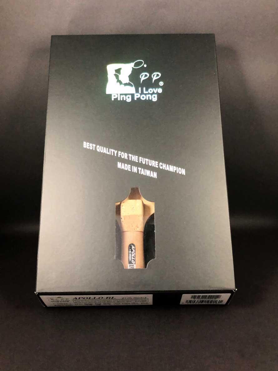 PP-APOLLO 包裝盒