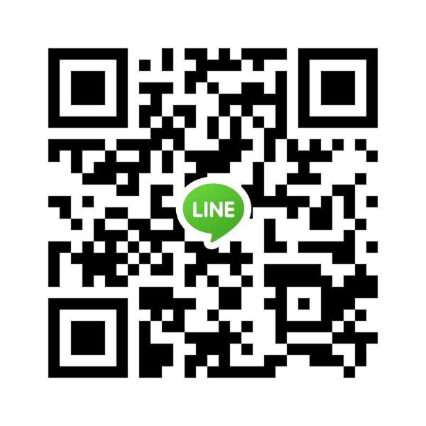 使用LINE內之 【加入好友】/【行動條碼】 功能掃瞄此圖