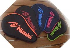 Nittaku-Ping-pong racket shape racket bag